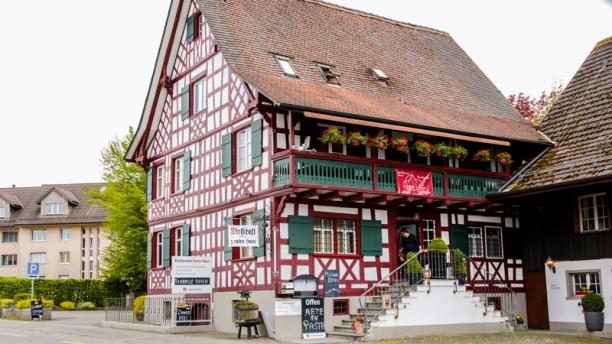 Restaurante Rotes Haus en Landschlacht Opiniones menú y