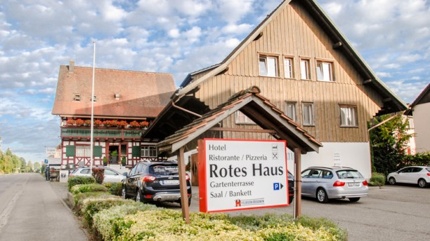 Restaurant Rotes Haus in Landschlacht Review price and