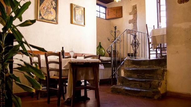 Villa Machiavelli sala