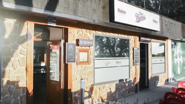 Pizza Nonna fachada