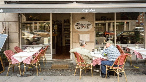 Ristorante Cafe Leo Ingång