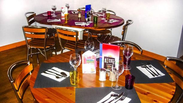 Le Tandem Détails des tables