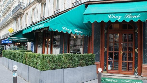 Chez René Bienvenue au restaurant Chez René