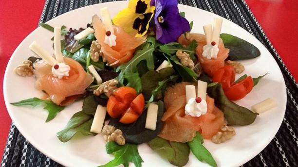 Q Restaurant Sugerencia del chef