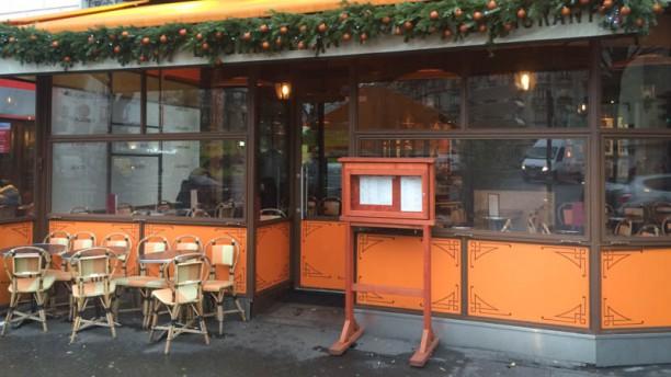Café Gambetta extérieur