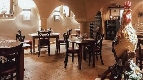 restaurant - La Clef de Voute - Bagnols