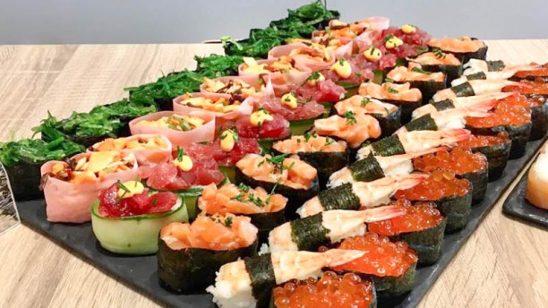 Sushi's Saint-Louis Sushi