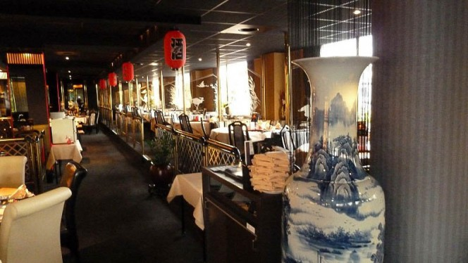 Ronde tafels - China Palace - Japans, Zwolle