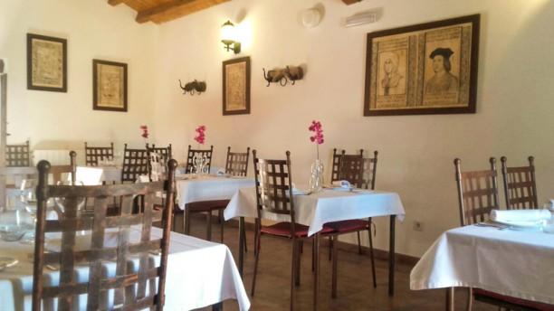 Restaurante Rejadorada Sala Cafeteria