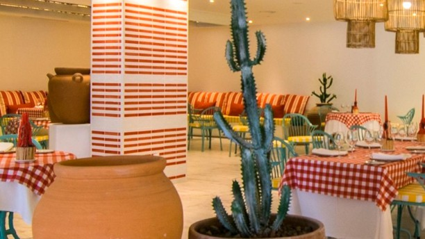 Restaurant Ugo Vandino Hotel Jardin Tropical A Costa Adeje