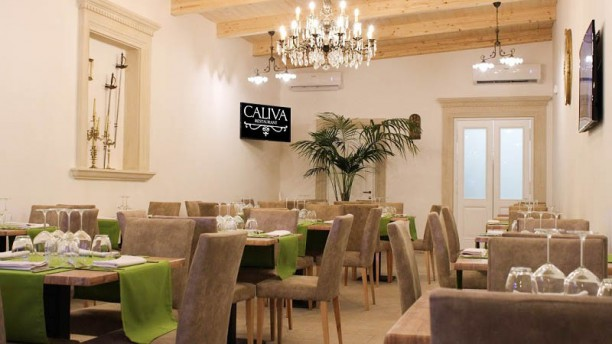 Caliva Restaurant Vista sala