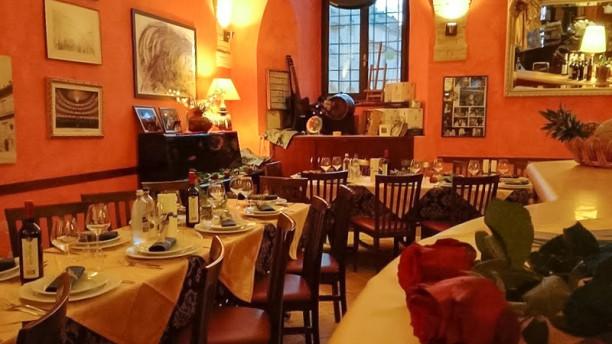 Capolinea Cafe & Restaurant Interno