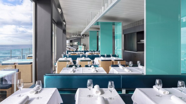 Icebergs Dining Room And Bar In Bondi Beach Restaurant