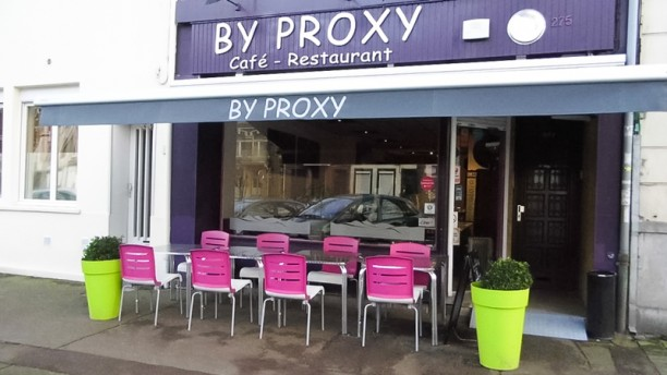 Restaurant by proxy lille 59000 menu avis prix et for Restaurant laille 35
