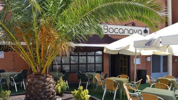 Bocanova Vista fachada