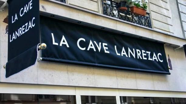 La Cave Lanrezac Devanture de La Cave Lanzerac