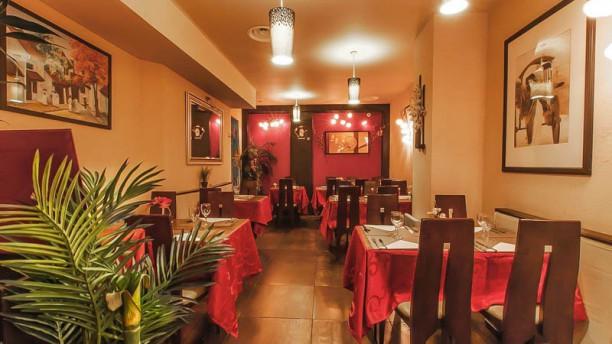 Côté Asie Het restaurant