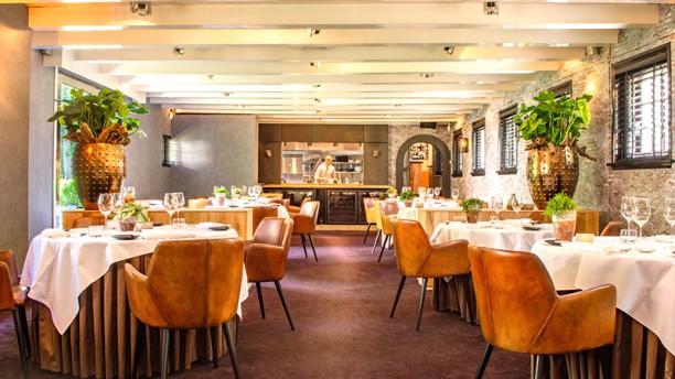 Restaurant het Kasteel van Rhoon Het restaurant