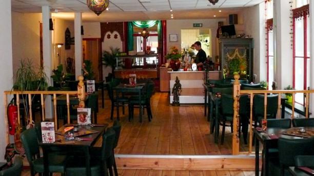 Spices restaurantzaal