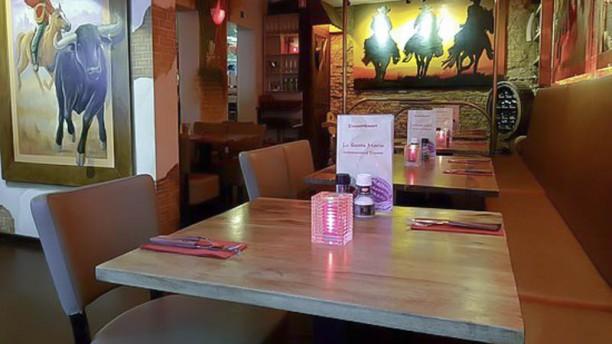 La Santa Maria International Dinner Restaurant