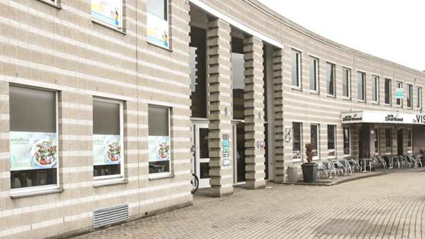 RealFood Restaurant Andersom ingang