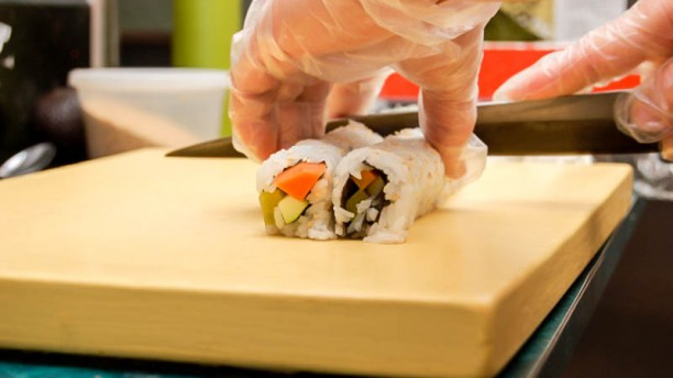 Forki Sushi Suggestion du Chef