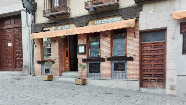 Casa Aurelio - Ayuntamiento Entrada