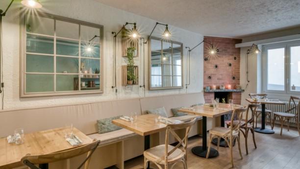 Café Allure Salle arrière
