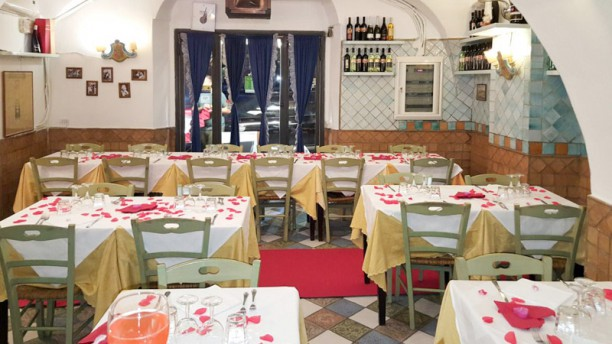 Carpe Diem Al Gianicolo In Rome Restaurant Reviews Menu