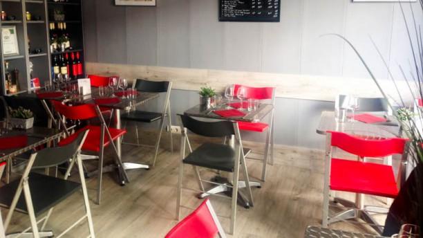 Le Potiron Gourmet Salon du restaurant