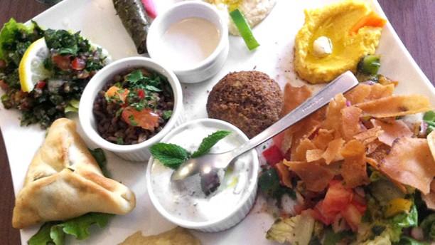 Restaurant Trésors Du Liban à Angers 49100 Menu Avis Prix Et