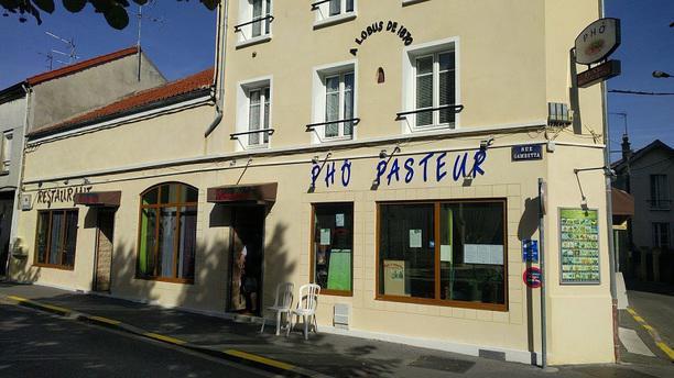 PHO Pasteur Extérieur