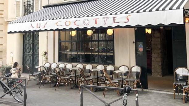 Aux Cocottes Devanture