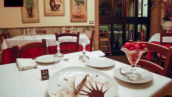 Particolare tavolo - 704 Ristorante, Rome