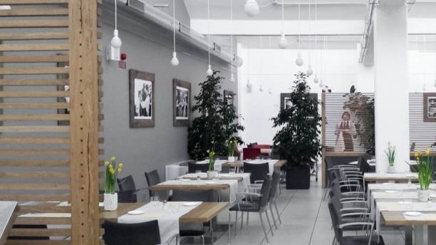 Saporinmente ristorante didattico sala
