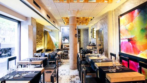 Muu House - Steak & Grill Vista sala