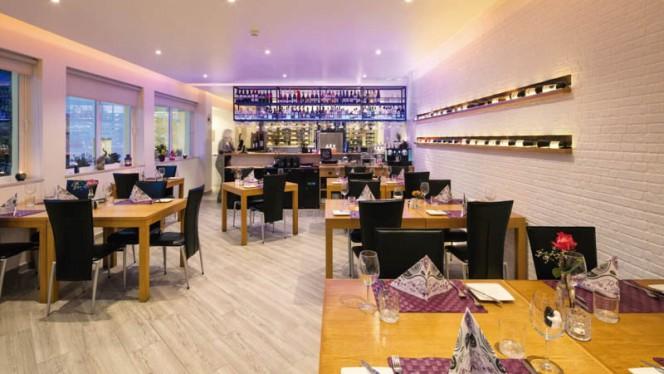 Taste ristorante internazionale a Carvoeiro in Portogallo