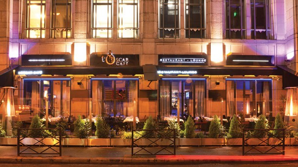 L'Oscar Café Devanture