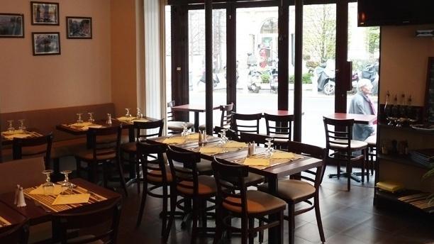 Casa dei Sapori Salle du restaurant