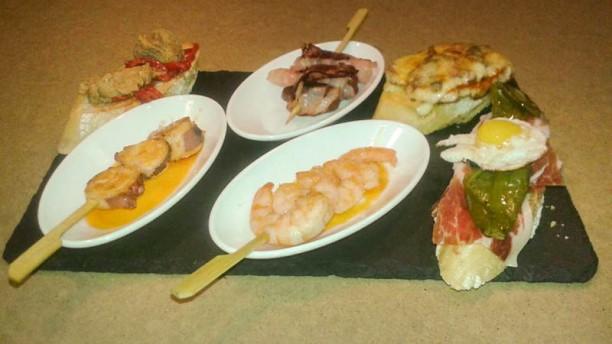 Taberna de Pitita sugerencia del chef
