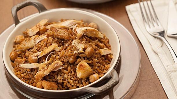 BARAK culinária árabe Sugestão prato