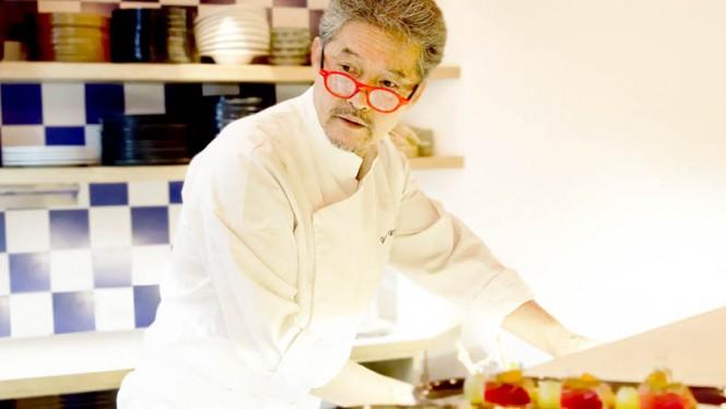 Le chef - Ao Izakaya, Paris