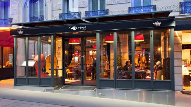 Noham Café Entrée