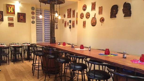 Passion Guarani Salle du restaurant