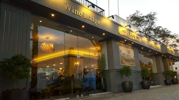 Grand Café Penha D'Águia Entrada