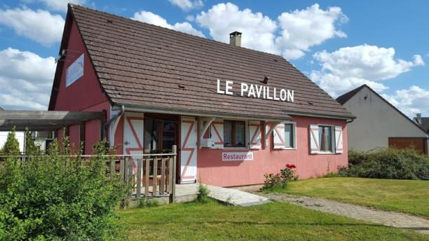 Le Pavillon Devanture