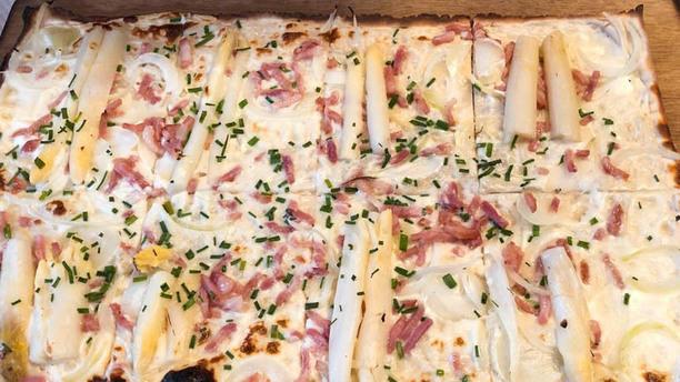 Restaurant D'Steinmuehl Pizza