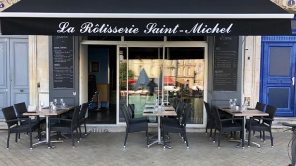 La Rôtisserie Saint-Michel La rôtisserie Saint Michel