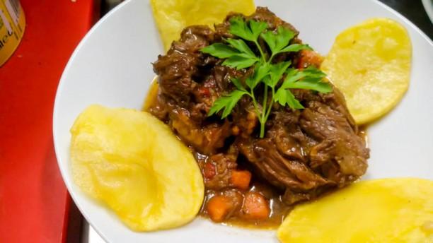 Cafeteria Restaurante Pitti Sugerencia del chef