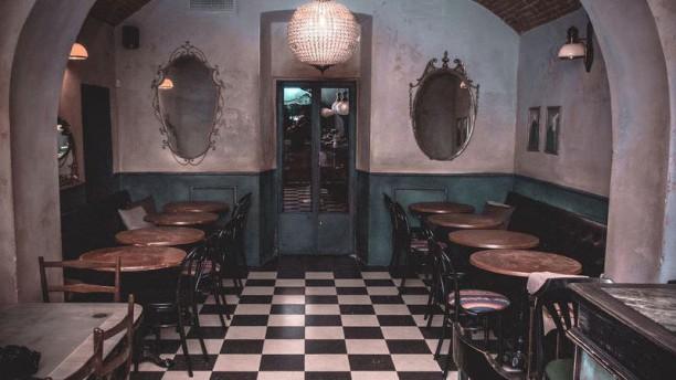 White Rabbit Secret Restaurant La stanza segreta
